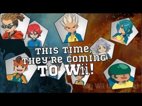 Inazuma Eleven Strikers Wii Trailer Europe