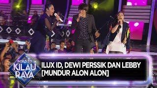 Ilux ID Dewi Perssik Dan Lebby Road To Kilau Raya