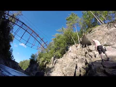 Livermore Falls, Campton New Hampshire