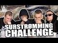 Download Surströmming Challenge med Emil Stabil, Pattesutter & Young Bong. [VLOG]: YLTV MP3 song and Music Video