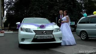 Свадьба Евгения и Ольги - Прогулка