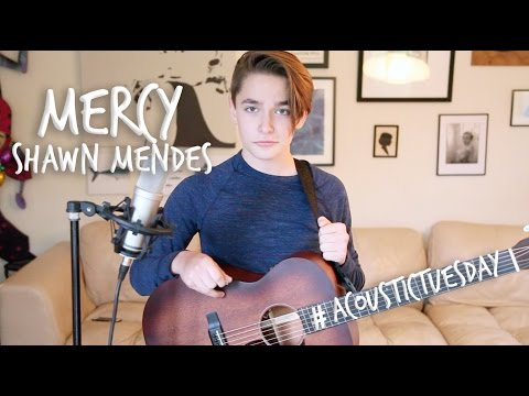 Mercy - Shawn Mendes (Acoustic Cover by...