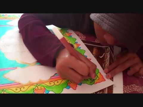 Anak Kecil Mahir Membuat Mushaf Kaligrafi (PUTRI) @Nurul Falaah Soreang Kab.Bandung