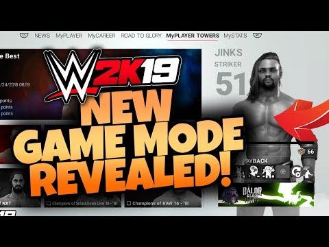 WWE 2K19 - NEW GAME MODE REVEALED!! TOWERS MODE!! (WWE 2K19 News)