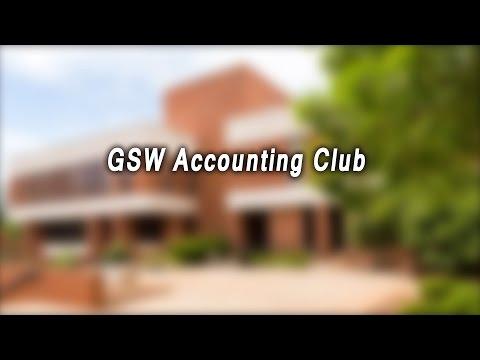GSW Accounting Club With Jeff Hall 11-15-16