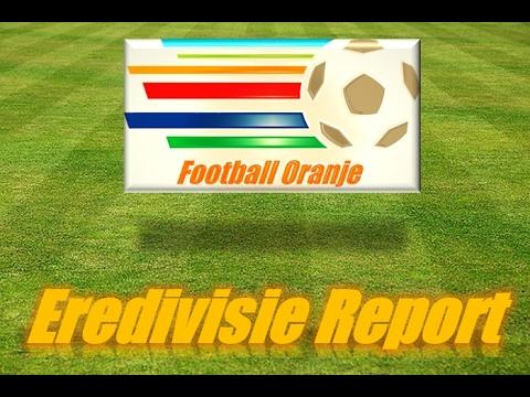 Eredivisie report ● week 21 ● highlights ● goals of the week ● table