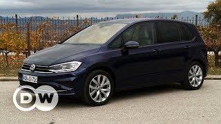 Volkswagen Golf Sportsvan Concept 2013 Videos
