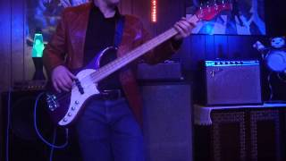 Allman Brothers - Midnight Rider bass play-along