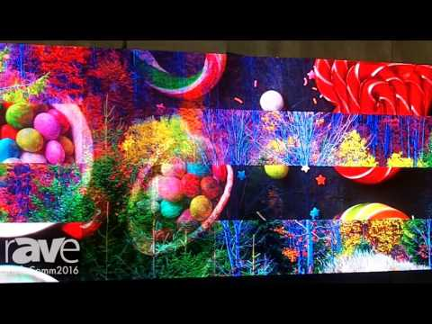 InfoComm 2016: Christie Features the Apex Series 1.2mm LED Screen