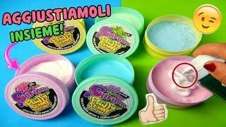 AGGIUSTIAMO GLI SKIFIDOL FLUFFY SLIME (RENDIAMOLI MORBIDI!) Iolanda Sweets