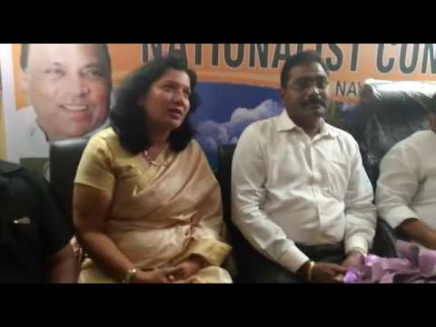 National Congress Party (NCP) establishing women employment committee in Goa