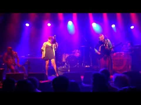 "Baba Zula Live at The Barby 25.6.15 בבא זולה בהופעה במועדון הבארבי ת""א"