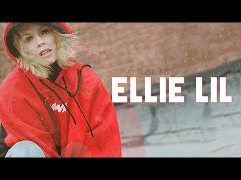 Смотреть клип Ellie Lil - Пылью