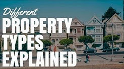 Different Property Types Explained