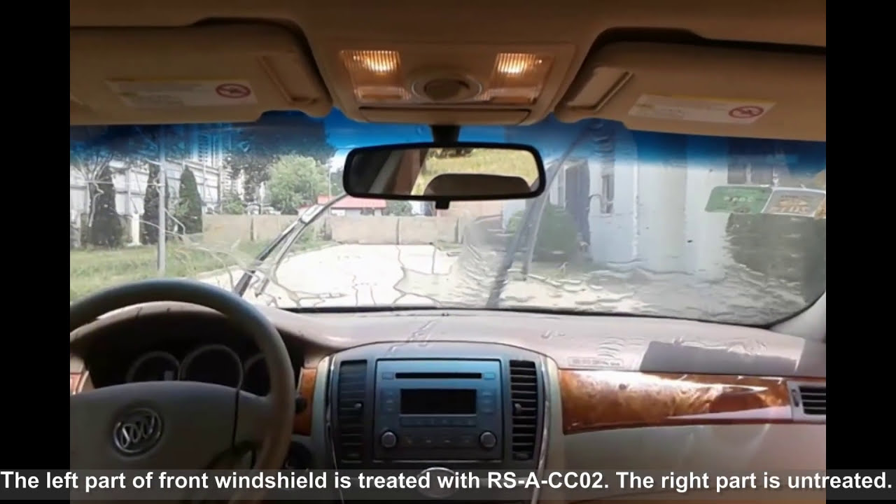 000004 Rs-A-Cc02 Nanotech Crystal Glass Coating Usage Result  Rising Star  Auto Care 01:23 HD