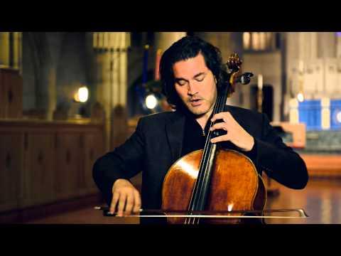 Zuill Bailey  J.S, Bach Suite for Solo Cello No. 1 Prelude