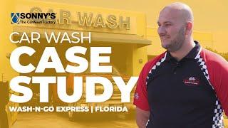 Wash-N-Go Car Wash Case Study Overview