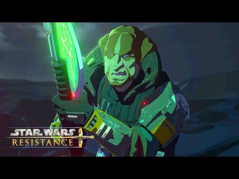 New Episodes! | Teaser | Star Wars Resistance | Disney XD