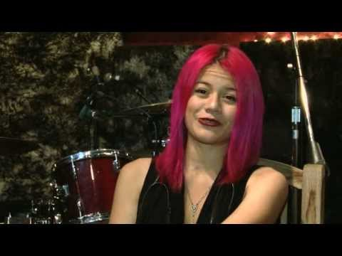 American Idol Allison Iraheta finds her voice with her new band Halo Circus on NBC LATINO