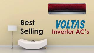 Top 5 Best Voltas All Star Inverter Air Conditioners | Know Features & Prices While Buying Them