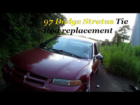 1997 Dodge Stratus Outer Tie Rod Replacement Youtube. 1997 Dodge Stratus Outer Tie Rod Replacement. Dodge. 2002 Dodge Stratus Tie Rod Diagram At Scoala.co