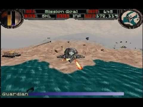 Microsoft Fury 3 Trial (1995, Windows)