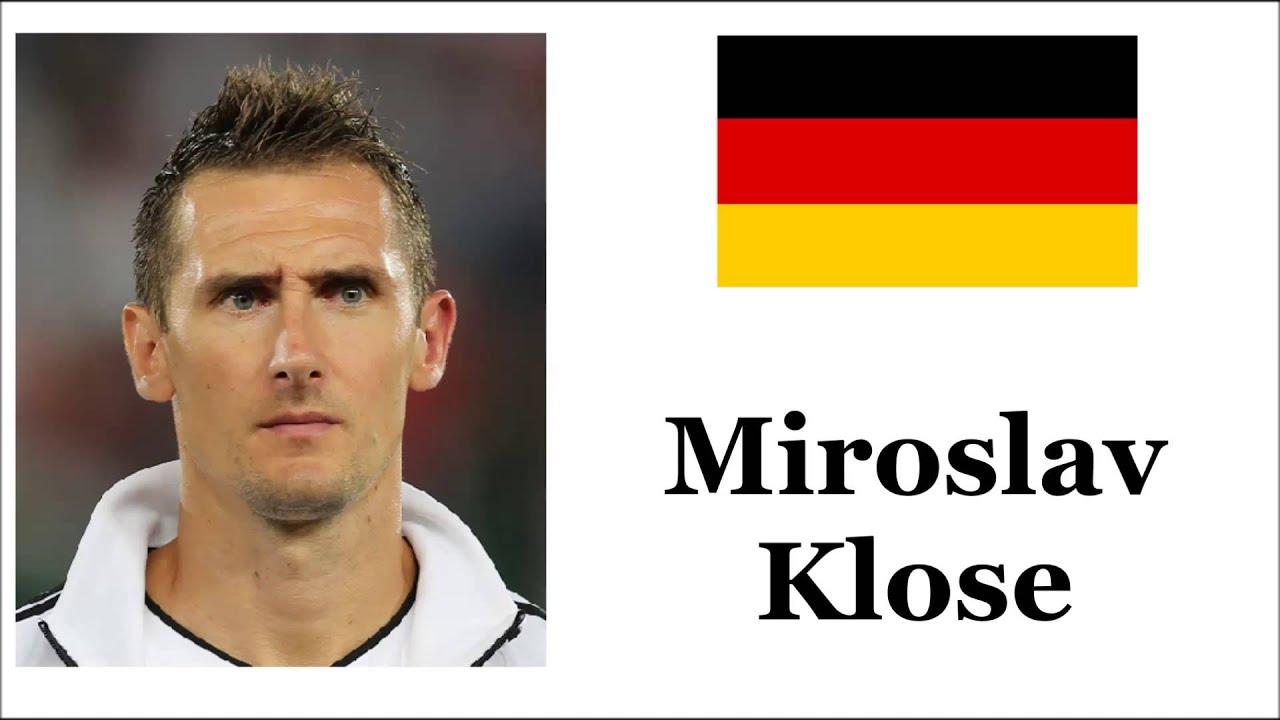 Resultado de imagem para Miroslav Klose