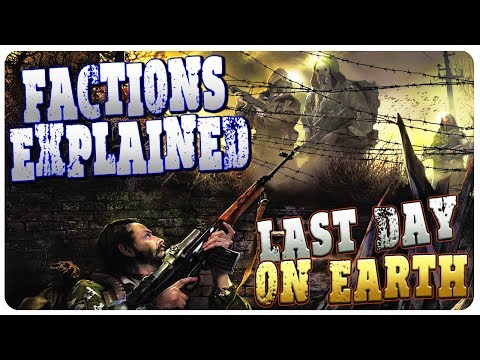 NEW RAIDER FACTIONS n' Multiplayer NPC Confirmed! | Last Day On Earth Survival 1.6.4