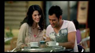 The new Aircel PocketInternet 3G TV ad with Dhoni