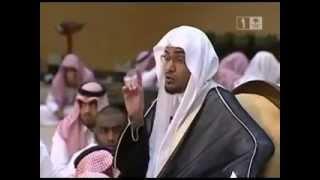 بكاء عجيب للشيخ المغامسي ومن في المسجد ولكن لماذا؟؟؟
