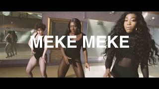 Gambar cover Tate buti ft Exit - Meke Meke