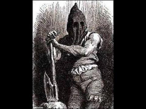 Палач. Худшие профессии в истории Британии в  эпоху правления династии Тюдоров