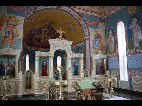 Храм Святого Духа построен на хуторе Крупской