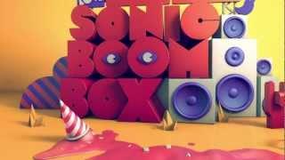 ONELOVE SONIC BOOM BOX 2013 [MIXED BY: AVICII & FEENIXPAWL]