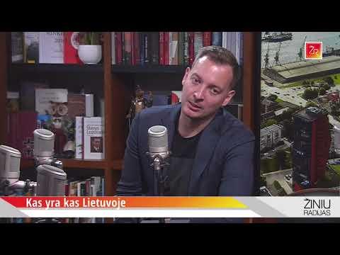 """""""Kas yra kas Lietuvoje"""": Ridas Jasiulionis ir Andrius Bičeika"""