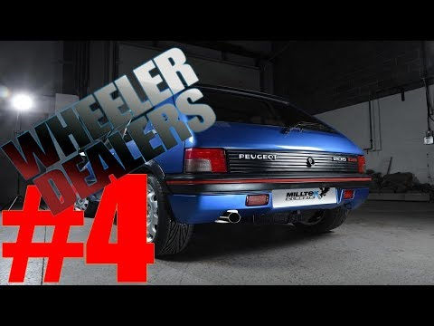 WHEELER DEALERS FRANCE S2.E4 - Peugeot 205 GTI
