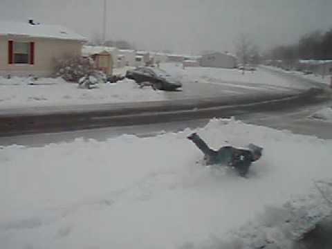Brian snowman tackle