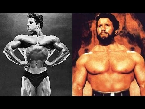 Reg Park: Bodybuilding Hercules and Arnold's Idol
