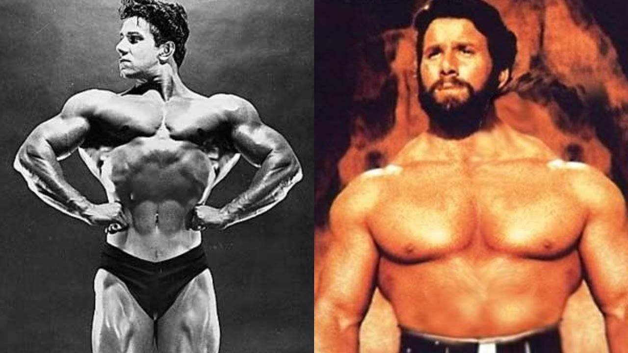 Reg Park: Bodybuilding Hercules and Arnold's Idol - YouTube