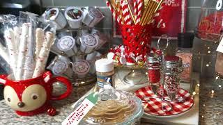 Utube 2021 Christmas Coffee Cicoa Bar Holiday Coffee Bar Hot Cocoa Station Christmas 2017 Youtube
