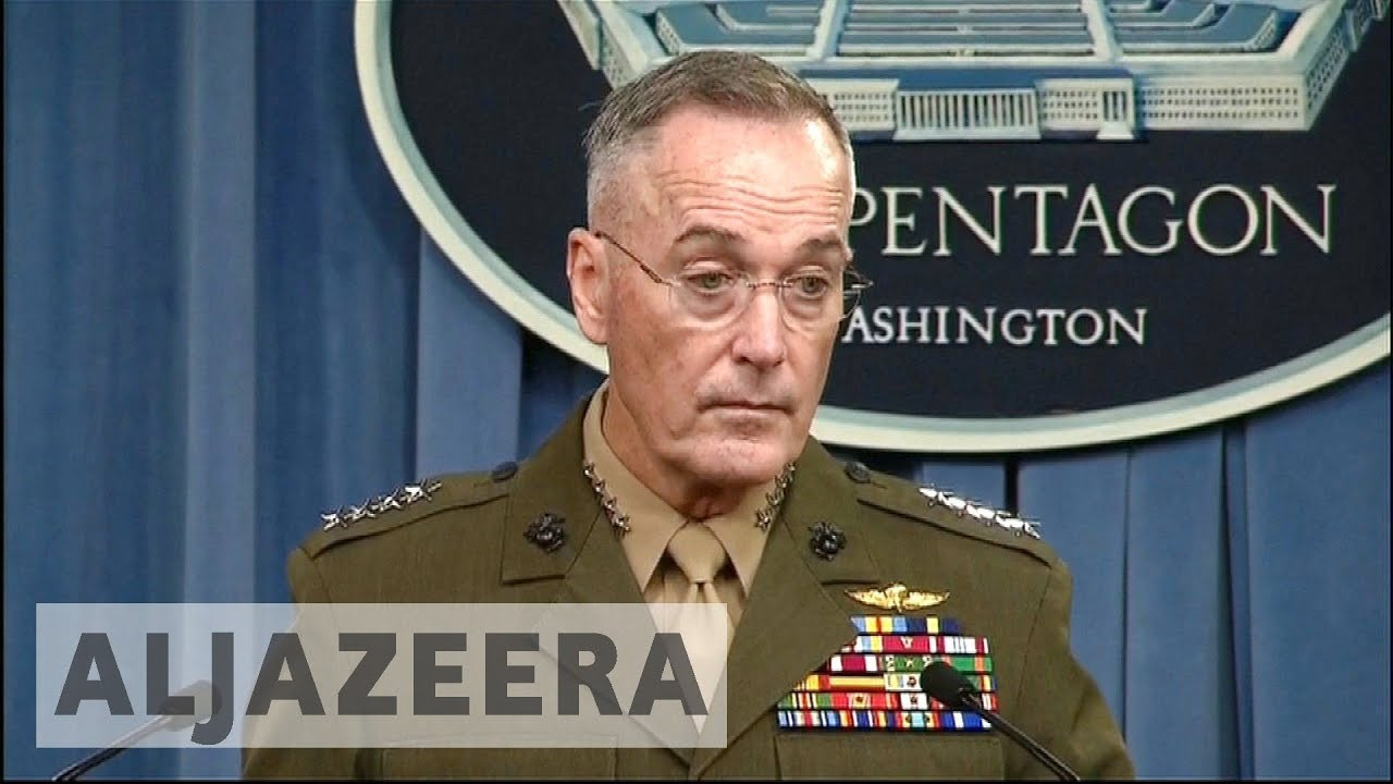 US top general suspects ISIL involvement in Niger ambush