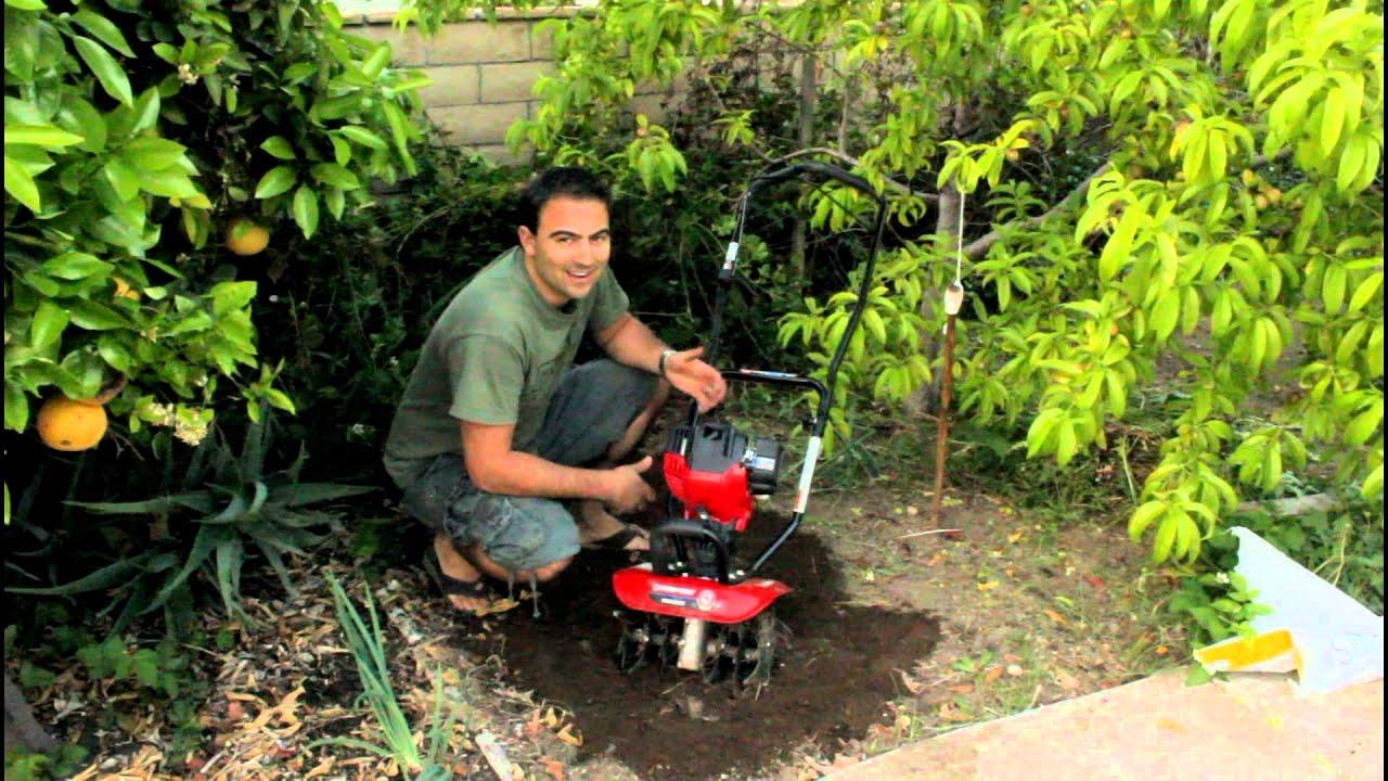 california gardener soil preparation for growing vegetables youtube