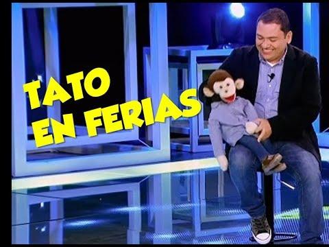 TATO DISFRUTANDO DE LAS FERIAS Y FIESTAS POR TODA COLOMBIA