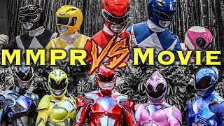 team morph mighty morphin vs power rangers movie