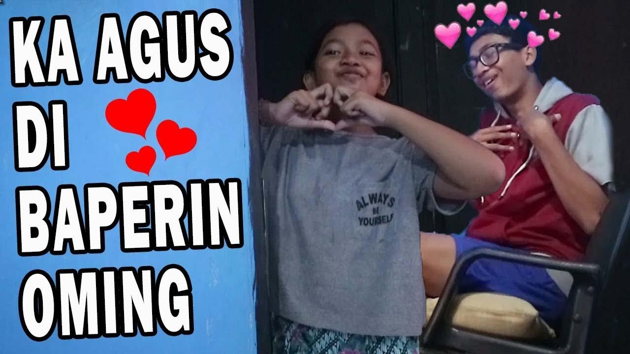 "VIDEO LUCU ""OMING BAPERIN KA AGUS"" BIKIN NGAKAKK"