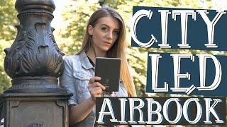 Airbook City Led: видимость отличная