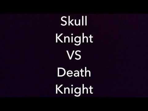 Skull Knight Vs Deadly Knight