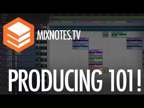 How to Produce Music 101: Form & Arrangement