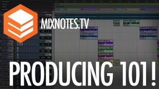 how to produce music 101 form arrangement