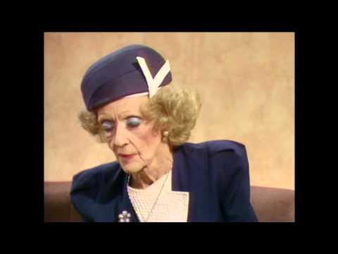 Bette Davis September 1987